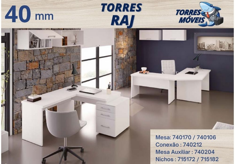 Catálogo Torres RAJ40-44mm capa