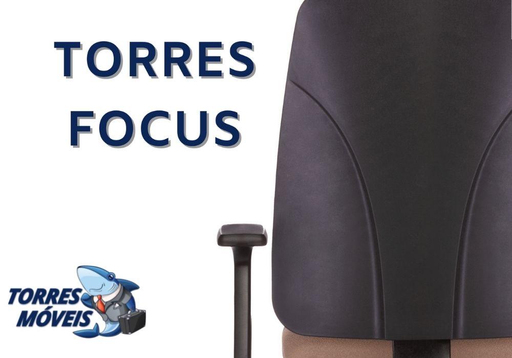 Cadeira Torres Focus capa catálogo