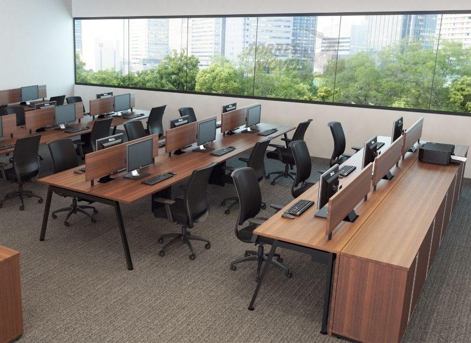 Plataformas de trabalho Torres Laus - ambiente 4