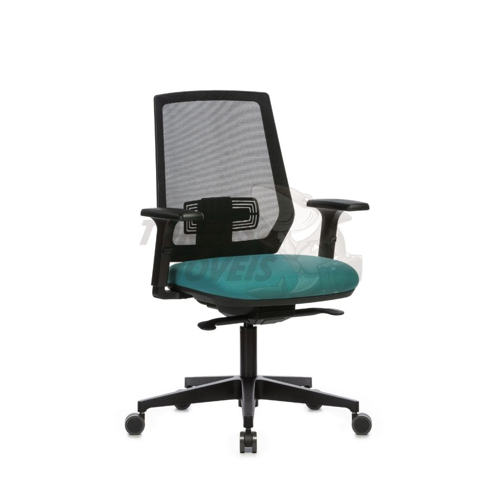 Cadeira Torres Lance em tela Staff