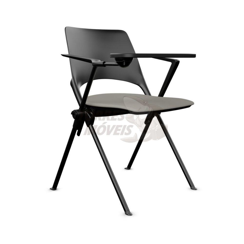 Cadeira Torres Just com prancheta