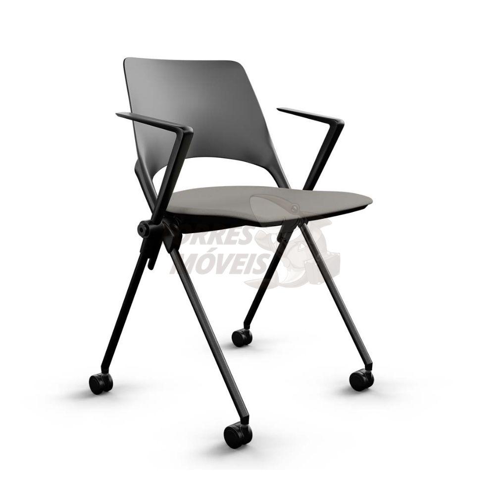 Cadeira Torres Just com rodízios